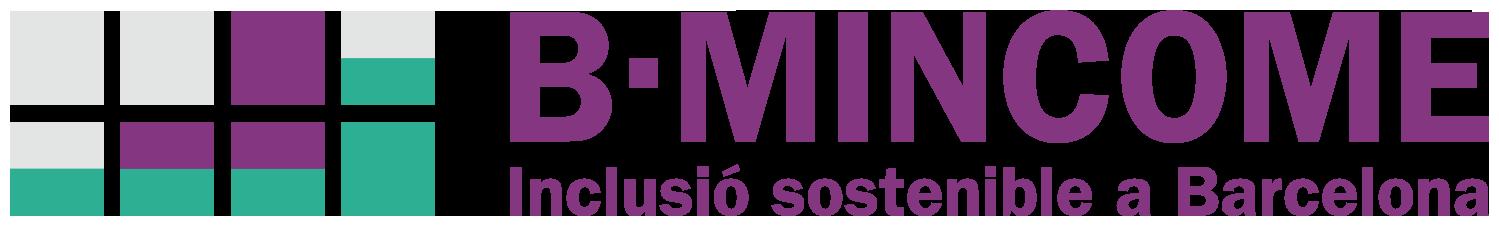 B-mincome logo