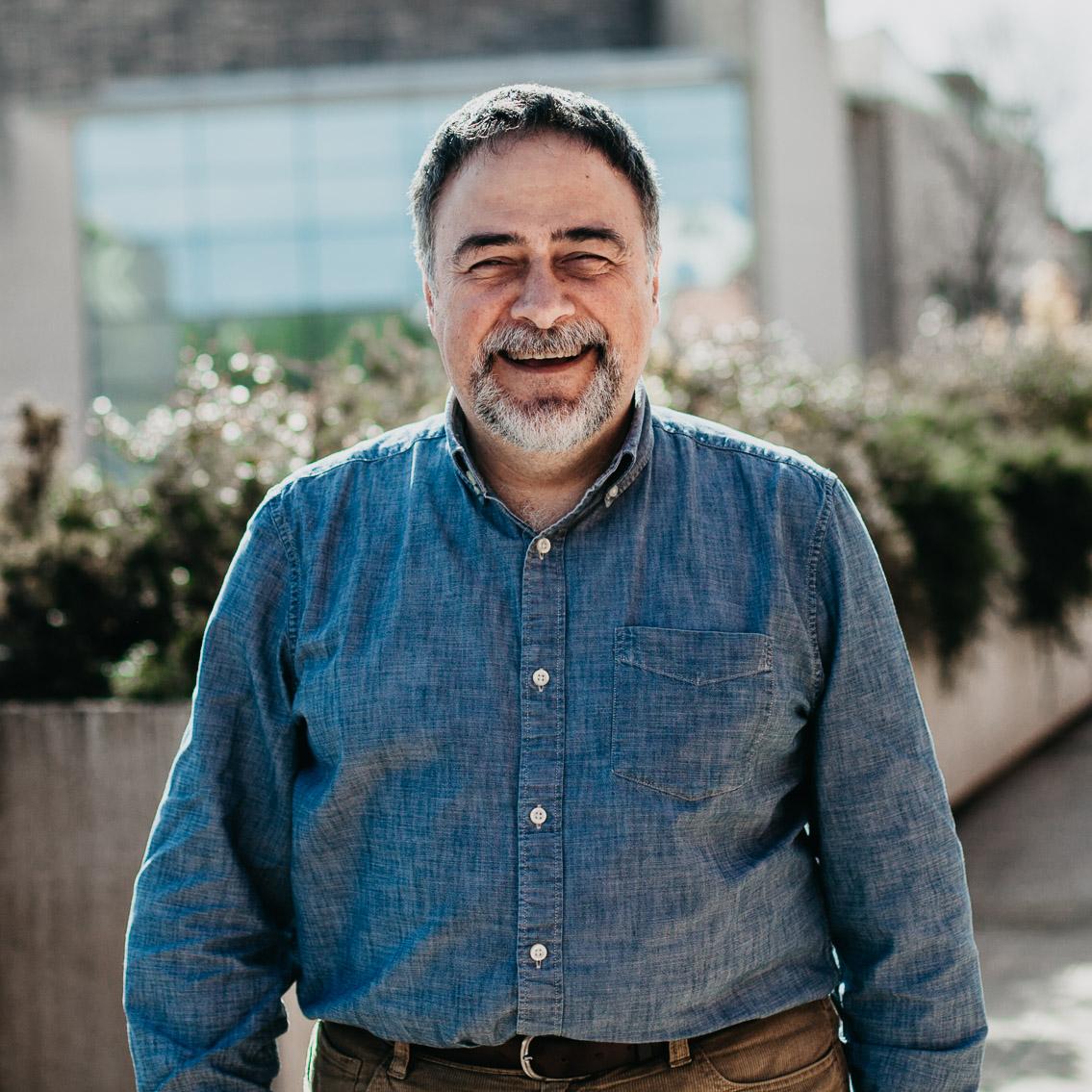 Josep Lluís Larriba Pey